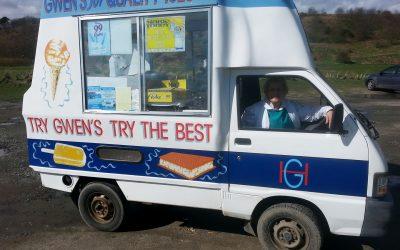 Gwen's Ice cream